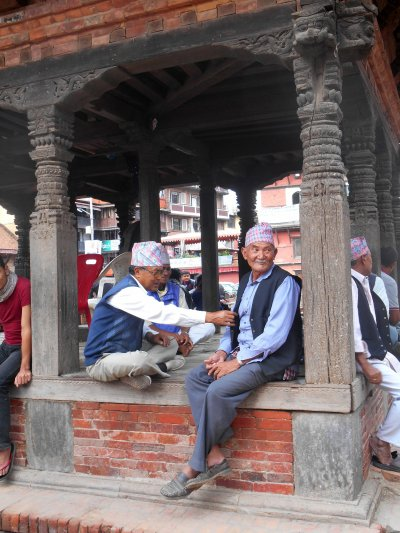 La famille Figuet au Népal !