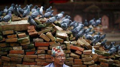 Tremblement de terre au Népal