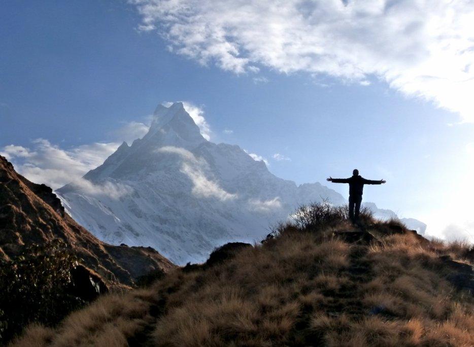 Mon Aventure au Népal