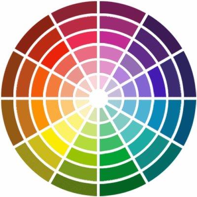la signification des couleurs m dicinal land. Black Bedroom Furniture Sets. Home Design Ideas