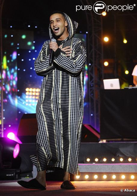 Mister You en concert au Maroc