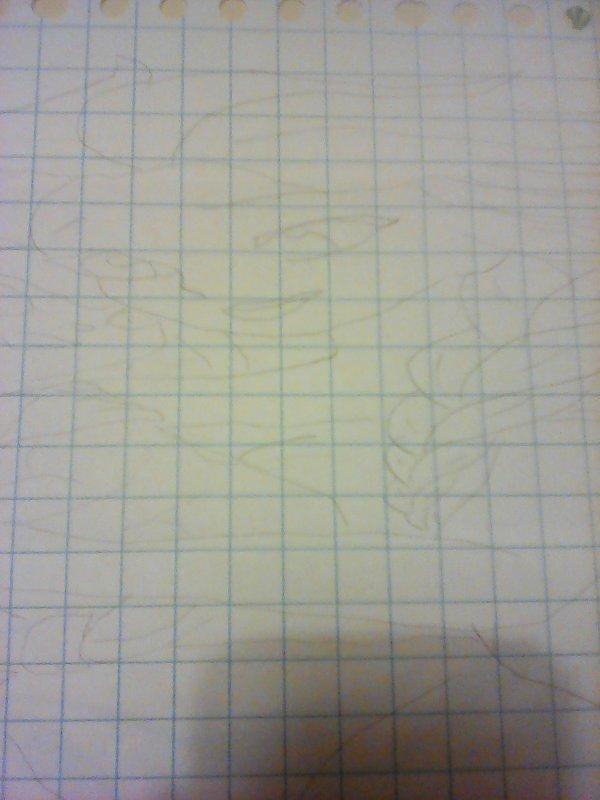 Croquis dessin la reine des neiges