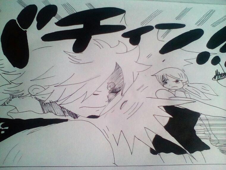 Nouveau dessin ^•^