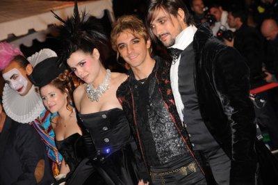 La troupe de Mozart l'opéra rock super !!! ;D