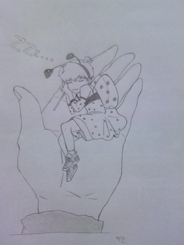 Mes dessins!