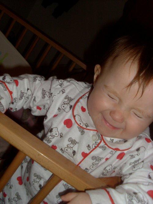 Plus elle devient grande plus mon bonheur augmente :-) ! Je t'aime ma badabouh !