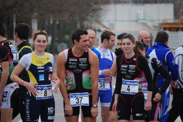 - 04 MARS 2012 - DUATHLON DE TINQUEUX - REIMS -51-