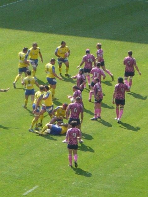 Dossier #16 : Stade Français vs Clermont - Stade de France (16.04.2011)