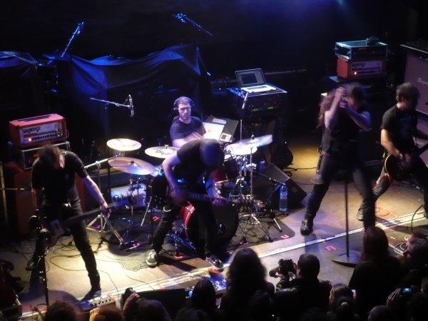 Dossier #19 : Concert Amorphis (+ Nahemah + Leprous), Divan du Monde (Paris) - 26.11.2011