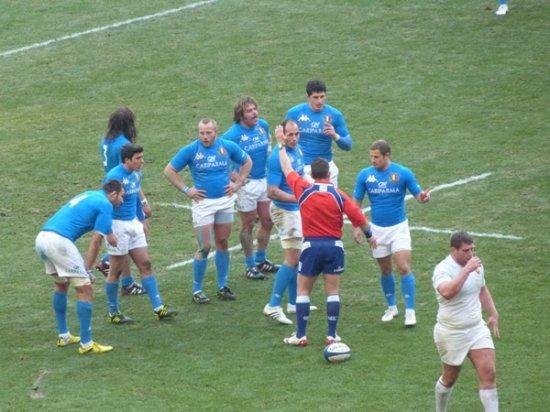 Dossier #21 : France / Italie - Stade de France (04.02.2012)