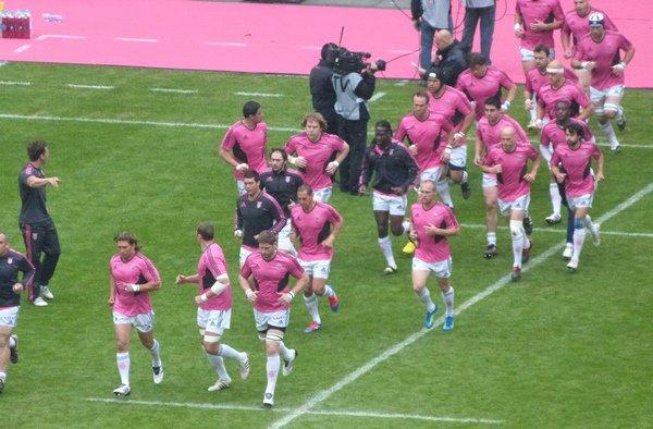 Dossier #23 : Stade Français / Toulouse - Stade de France (31.03.2012)