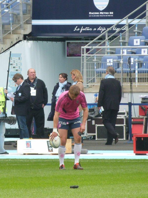 Dossier #24 : Racing Métro 92 / Stade Français - Stade de France (05.05.2012)