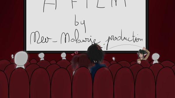 Mewcember 9 - Film de Noël