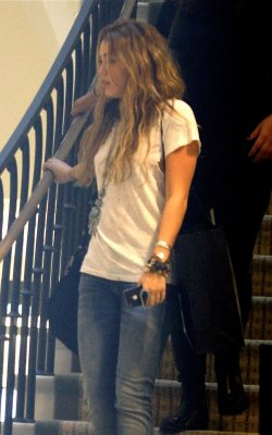 05.10.10 Miley à Beverly Hills