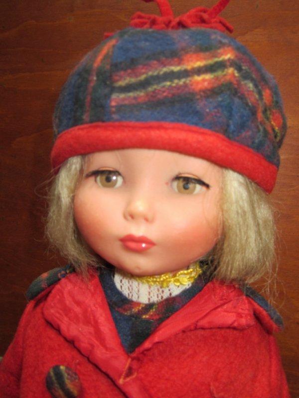 Connaissez vous le nom de cette poupée.
