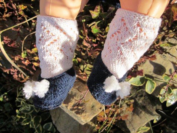 Chaussons et chaussettes