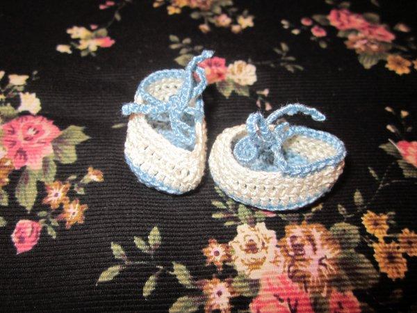 Les chaussons de Bambino