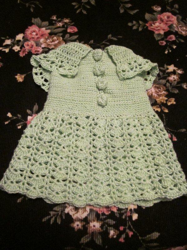 Petite robe pour Myléne.