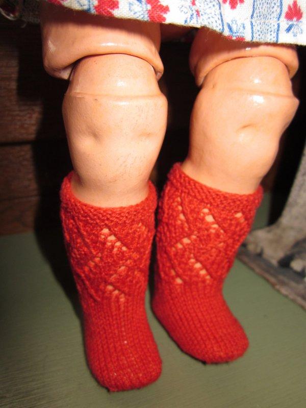 Des chaussettes et encore des chaussettes......