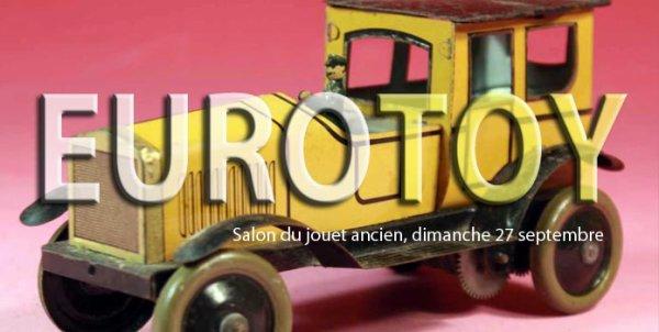 Eurotoy le 27 septembre à Wambrechies