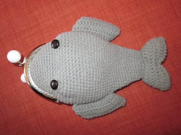 poisson ou porte monnaies ?