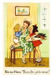 Bonne Fête maman..........
