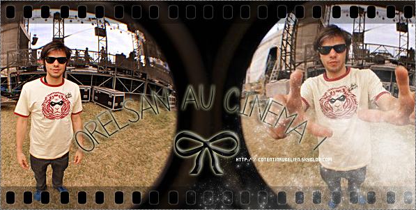 > OrelSan bientôt dans nos  Salle de Cinéma !