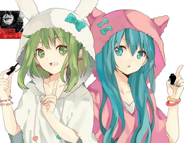 Gumi et Miku <3