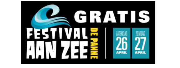 Milk inc live le 26 avril Festival Aan Zee De Panne