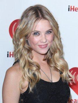 Ashley Benson était a Las Vegas au Festival iHeartRadio