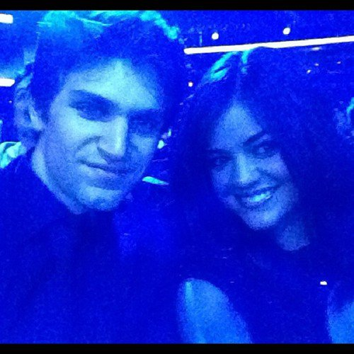 Derniere photo twitter de keegan et lucy