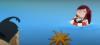 erzan, natsu et grey a la plage