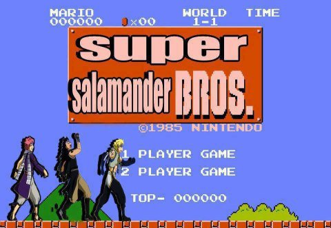 super salamender bross