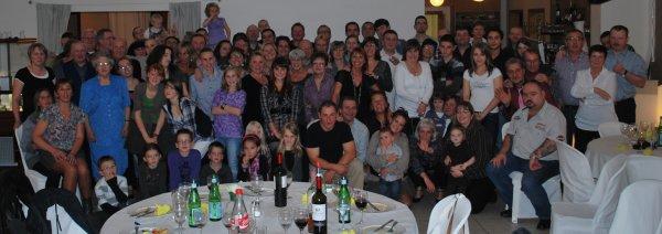 Il famiglia LAVARINI per una festa indimenticabile!
