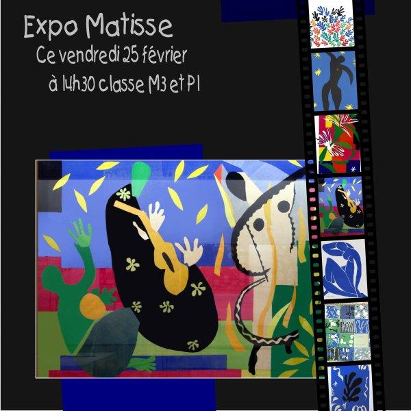 Expo Matisse