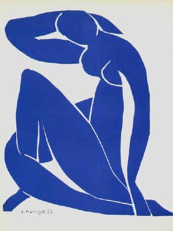 Matisse : Le Nu Bleu revisité ...