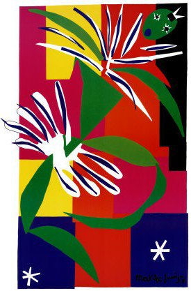 Matisse : La danseuse créole