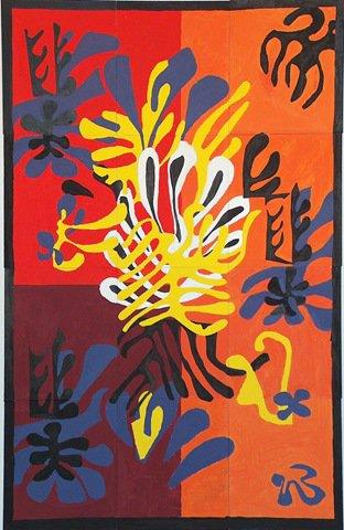 Matisse : La vis