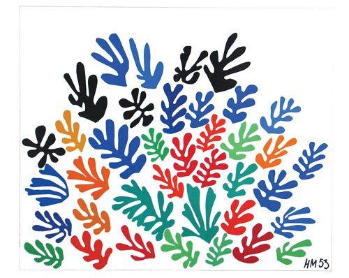 Matisse : La Gerbe