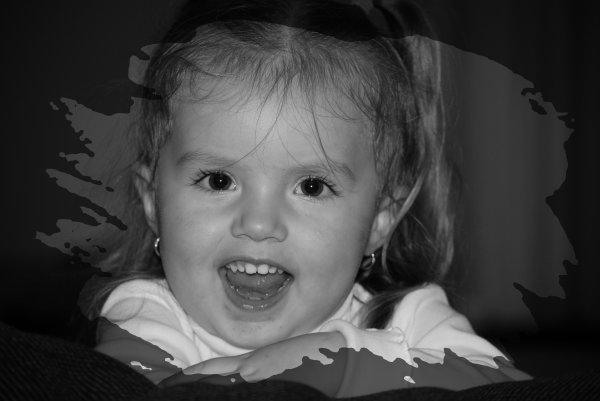 Chloée 3 ans