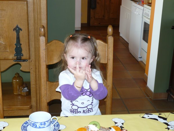 Gâteau Toy Story avec Jessie