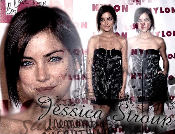 . Bienvenue sur StroupJessicaLeigh ♥ Ta source d'actualité sur Jessica Stroup! .