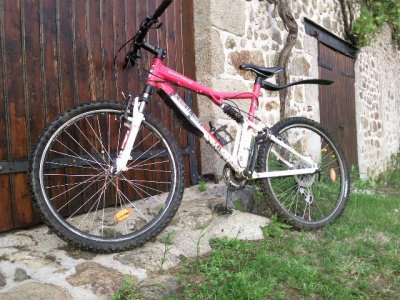My vélo