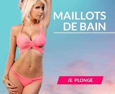 Collection Maillots de bain