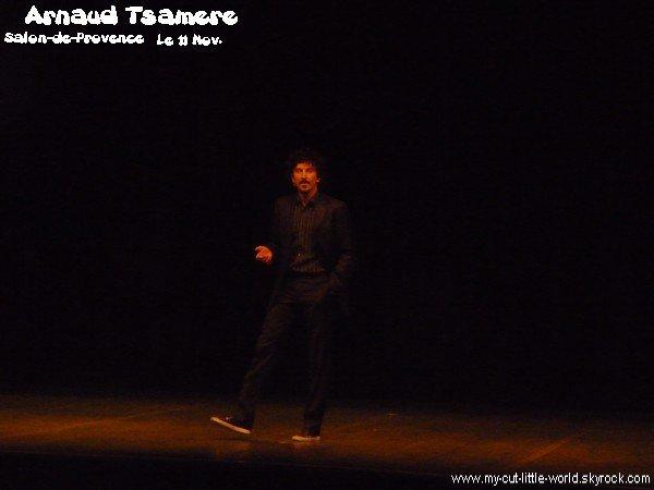 Arnaud Tsamere - one man show