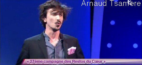 Arnaud Tsamère  20 nouvelles histoires d'Arsène Lupin + dernière sketch de l'année 2011