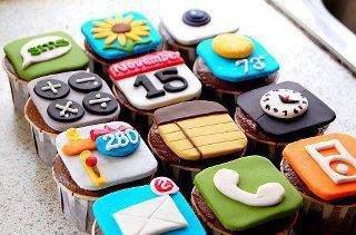 iPhone en gâteau !