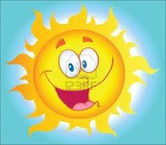 week end avec le soleil