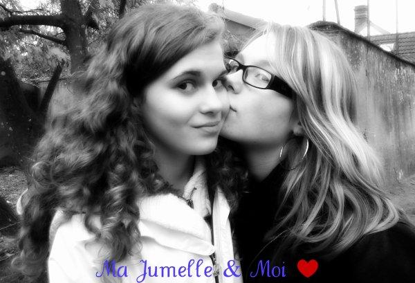 Ma Jumelle ♥ & Moi