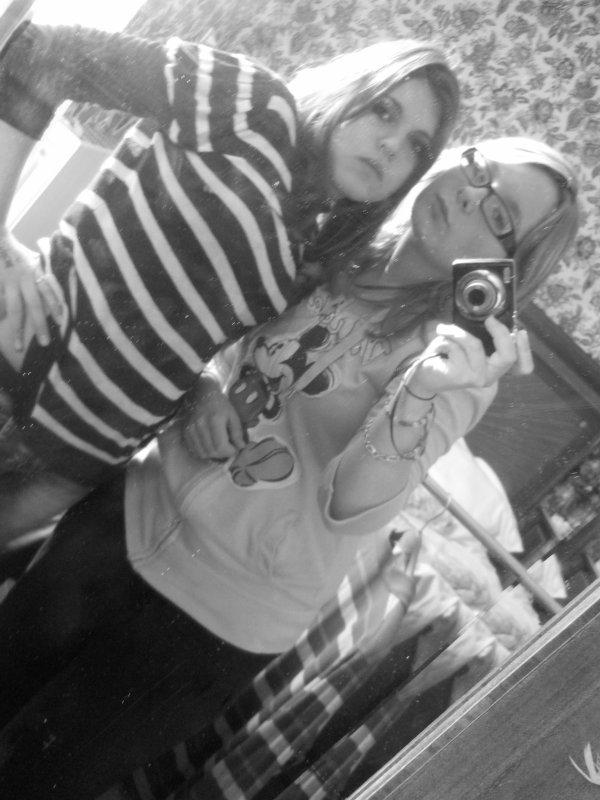 Moi & Ma Confidente ♥